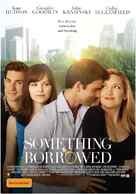 Something Borrowed - Australian Movie Poster (xs thumbnail)