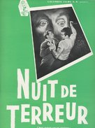 The Night Holds Terror - French poster (xs thumbnail)