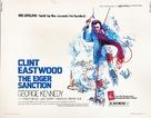 The Eiger Sanction - British Movie Poster (xs thumbnail)