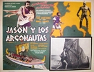 Jason and the Argonauts - Mexican Movie Poster (xs thumbnail)