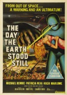 The Day the Earth Stood Still - Australian Movie Poster (xs thumbnail)