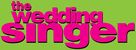 The Wedding Singer - Logo (xs thumbnail)