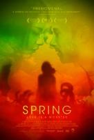 Spring - Movie Poster (xs thumbnail)