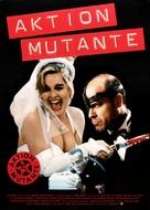 Acción mutante - German Movie Poster (xs thumbnail)