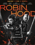 Robin Hood - Blu-Ray movie cover (xs thumbnail)