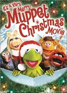 It's a Very Merry Muppet Christmas Movie - DVD cover (xs thumbnail)
