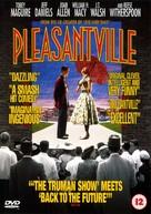 Pleasantville - British DVD cover (xs thumbnail)