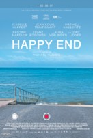 Happy End - Canadian Movie Poster (xs thumbnail)