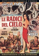 The Roots of Heaven - Italian DVD movie cover (xs thumbnail)