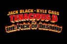 Tenacious D in 'The Pick of Destiny' - Logo (xs thumbnail)