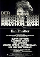 Marathon Man - German Movie Poster (xs thumbnail)
