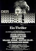 Marathon Man - German Movie Poster (xs thumbnail)