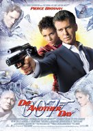 Die Another Day - Danish Movie Poster (xs thumbnail)