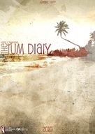 The Rum Diary - British Movie Poster (xs thumbnail)