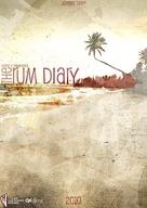 The Rum Diary - British Movie Poster (xs thumbnail)