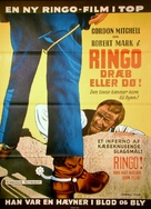 Uccidi o muori - Swedish Movie Poster (xs thumbnail)
