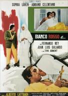 Bianco, rosso e... - Italian Movie Poster (xs thumbnail)