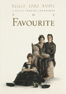 The Favourite - Movie Cover (xs thumbnail)