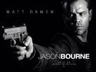 Jason Bourne - Australian Movie Poster (xs thumbnail)