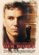 The Boxer - German poster (xs thumbnail)