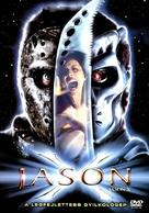 Jason X - Hungarian Movie Cover (xs thumbnail)