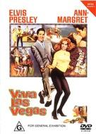 Viva Las Vegas - Australian Movie Cover (xs thumbnail)