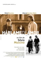 Parlami d'amore - Spanish Movie Poster (xs thumbnail)