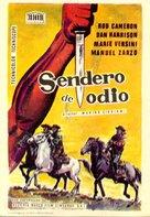 Il piombo e la carne - Spanish Movie Poster (xs thumbnail)