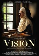 Vision - Aus dem Leben der Hildegard von Bingen - Spanish Movie Poster (xs thumbnail)