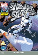 """Silver Surfer"" - British DVD cover (xs thumbnail)"