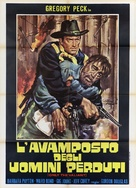 Only the Valiant - Italian Movie Poster (xs thumbnail)