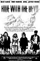 Ride with the Devil - Movie Poster (xs thumbnail)