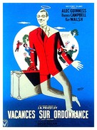 Last Holiday - French Movie Poster (xs thumbnail)