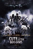 Cute Little Buggers - British Movie Poster (xs thumbnail)