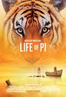 Life of Pi - British Movie Poster (xs thumbnail)