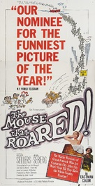 The Mouse That Roared - British Movie Poster (xs thumbnail)