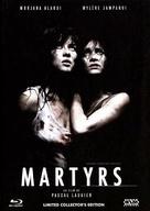 Martyrs - Austrian Blu-Ray movie cover (xs thumbnail)