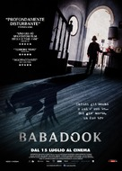 The Babadook - Italian Movie Poster (xs thumbnail)