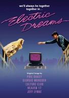 Electric Dreams - DVD cover (xs thumbnail)