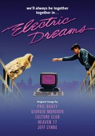 Electric Dreams - DVD movie cover (xs thumbnail)