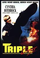 Angel of Fury - Dutch DVD movie cover (xs thumbnail)