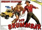 Il Burbero - German Movie Poster (xs thumbnail)