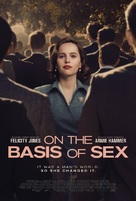On the Basis of Sex - British Movie Poster (xs thumbnail)