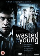 Wasted on the Young - British DVD cover (xs thumbnail)