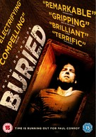 Buried - British Movie Cover (xs thumbnail)