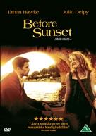 Before Sunset - Danish Movie Cover (xs thumbnail)
