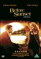 Before Sunset - Danish Movie Cover (xs thumbnail)