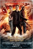 Percy Jackson: Sea of Monsters - Vietnamese Movie Poster (xs thumbnail)
