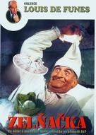 La soupe aux choux - Czech DVD cover (xs thumbnail)