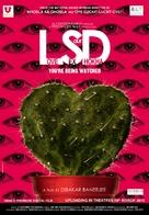 LSD: Love, Sex Aur Dhokha - Indian Movie Poster (xs thumbnail)